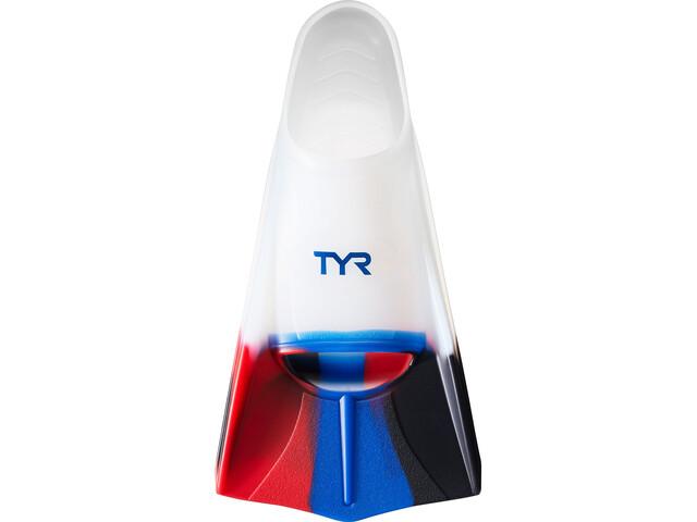 TYR Stryker XL wit/bont
